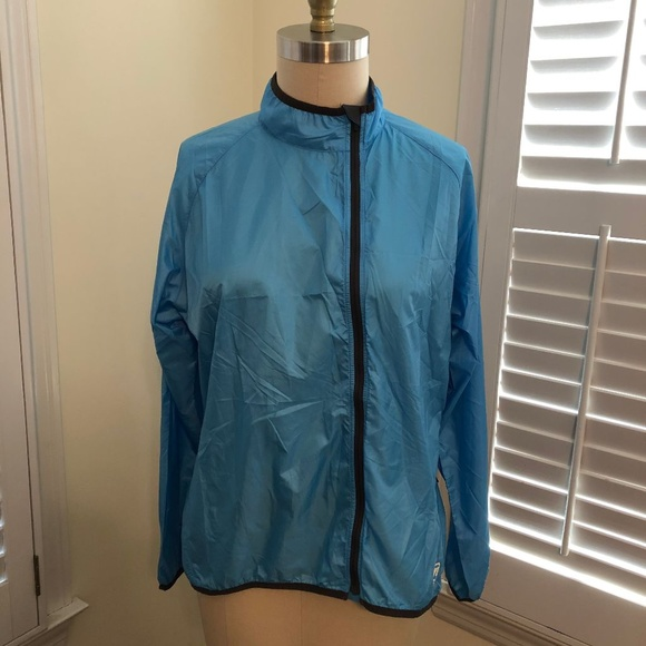 Novara Jackets & Blazers - NOVARA Cycling Windbreaker Shell XL